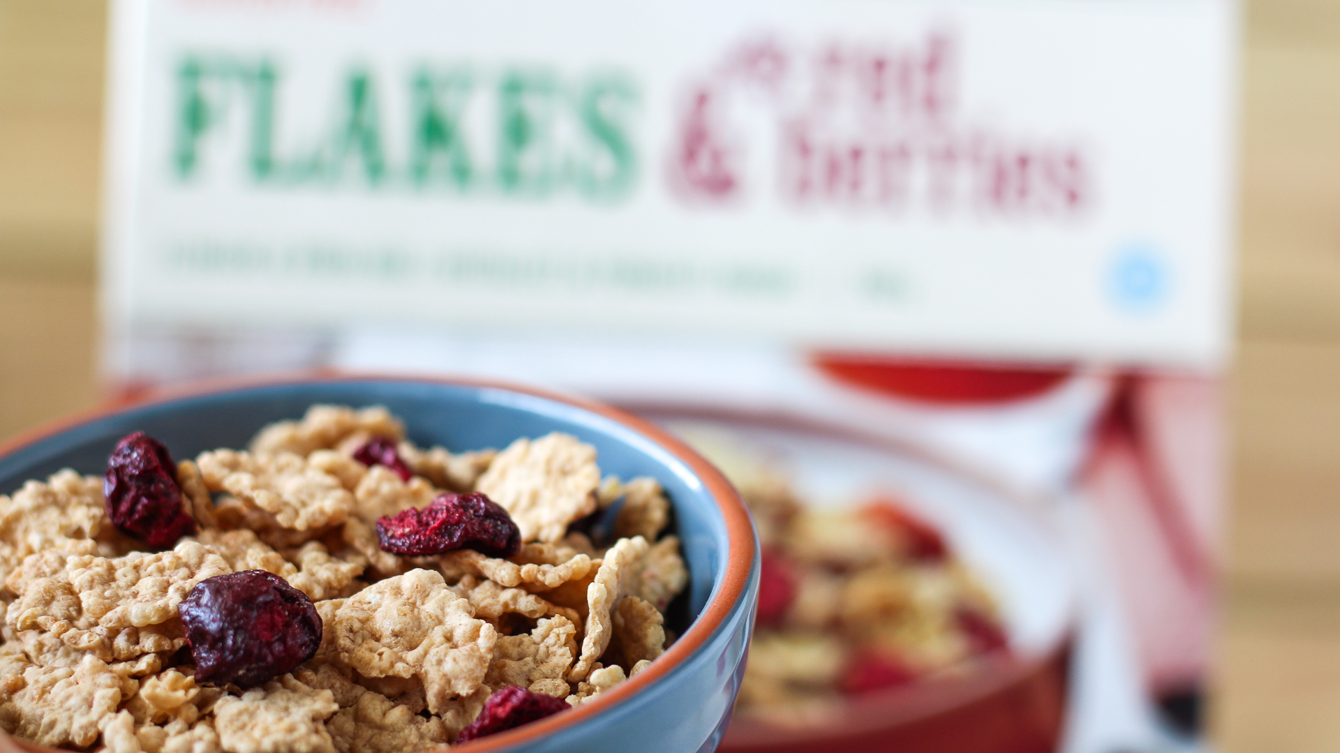 Semper glutenfrei Flakes & Red Berries