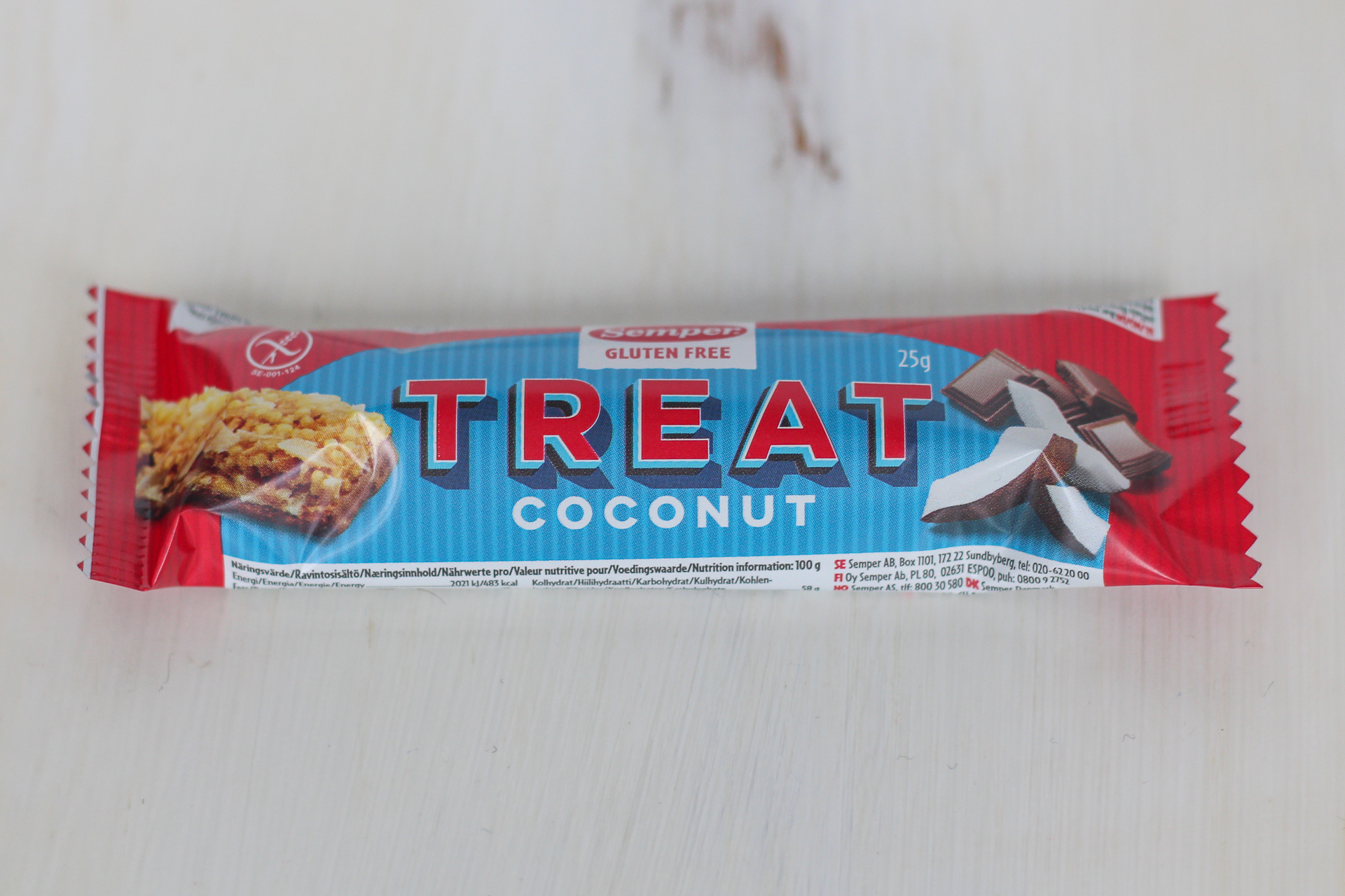 Semper Treat Coconut