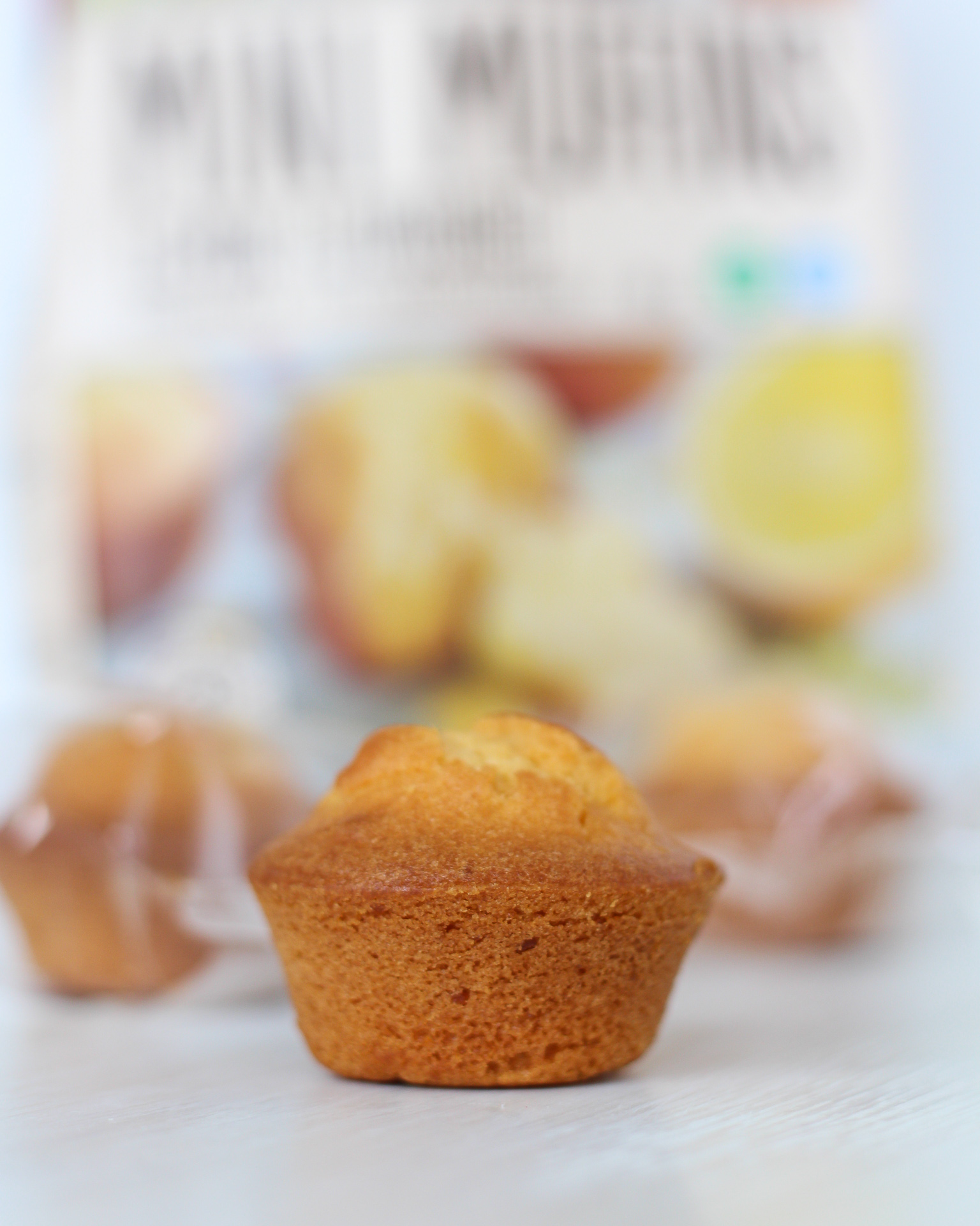 Semper Mini Muffins Lemon